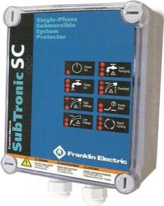 FRANKLIN ELECTRIC Subtronic SC